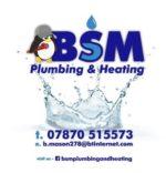 BSM plumbing and heating